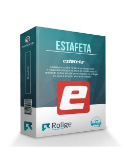Module Estafeta Carrier for PrestaShop