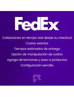 FedEx Carrier Module for PrestaShop