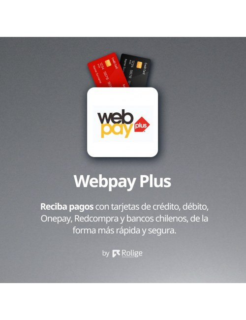 Webpay Plus (Transbank) Module for PrestaShop