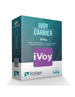 Module iVoy Carrier for PrestaShop