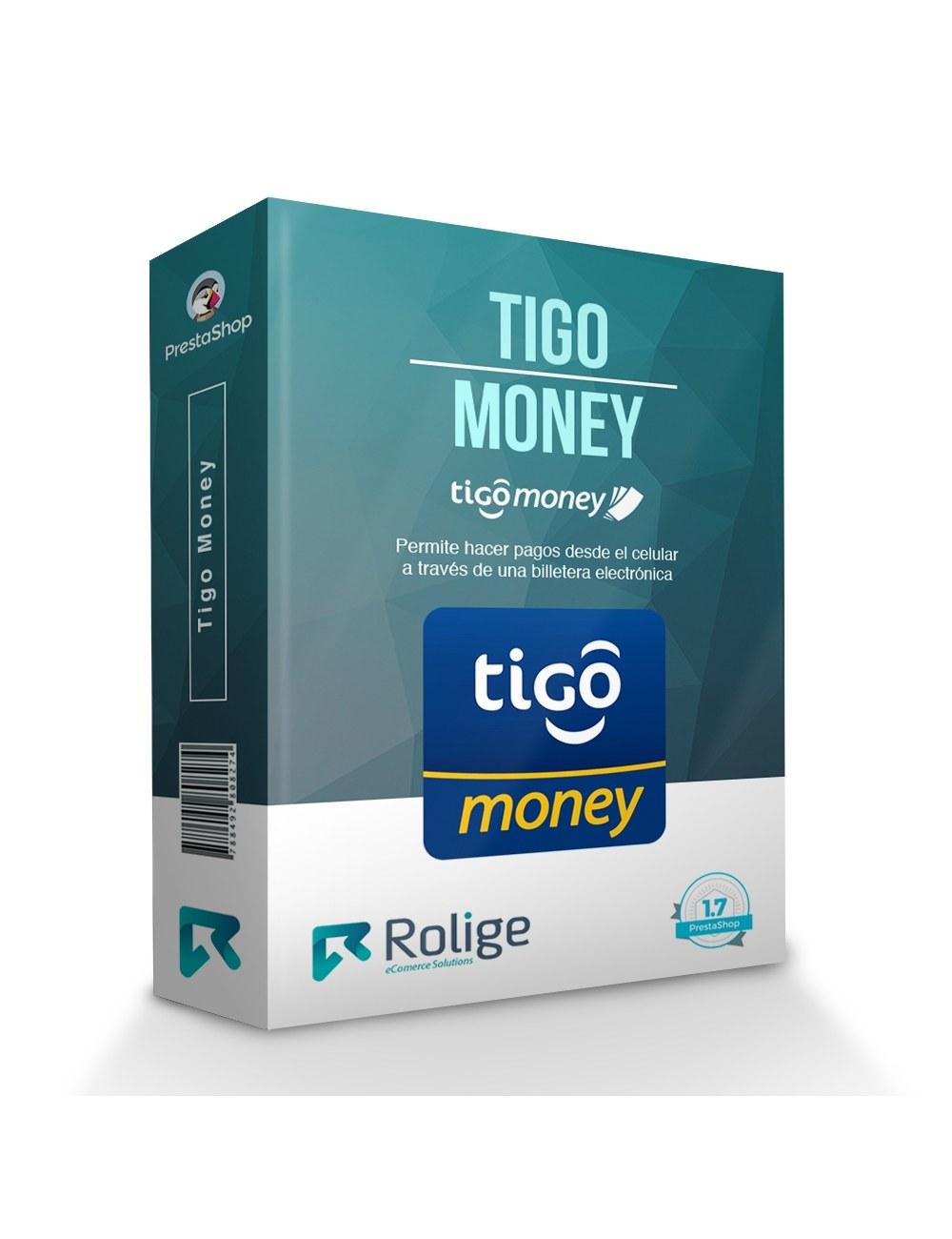 Tigo Money Paraguay Module for PrestaShop