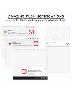 Web Browser Push Notifications using OneSignal, Module for PrestaShop